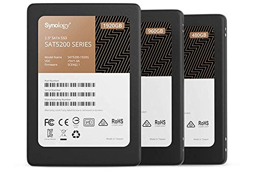 Synology SSD 480GB SATA 2.5