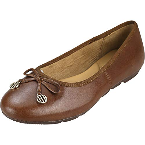 Hush Puppies Abby, Damen Ballerinas, Braun (Brown (Tan 210) 210), 37 EU (4 UK)