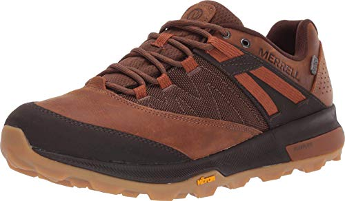 Merrell mens Zion Wp Hiking Shoe, Toffee, 10 US