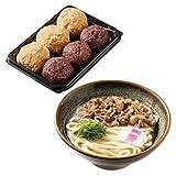 【資さんストア】肉うどん(5人前)+ぼた餅(6個入)【資さんうどん】