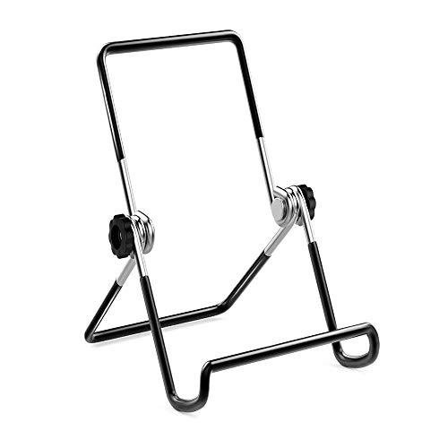 New-Hi Tablet Stand Foldable Metal Holder Cradle Adjustable for Tablets PC Portable S