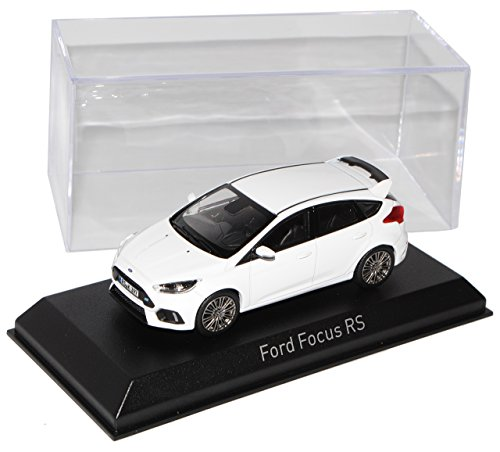 Norev Ford Focus RS Weiss 5 Türer 3. Generation Ab 2015 1/43 Modell Auto