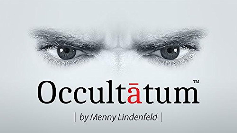 Menny Lindenfeld Occultatum by Trick