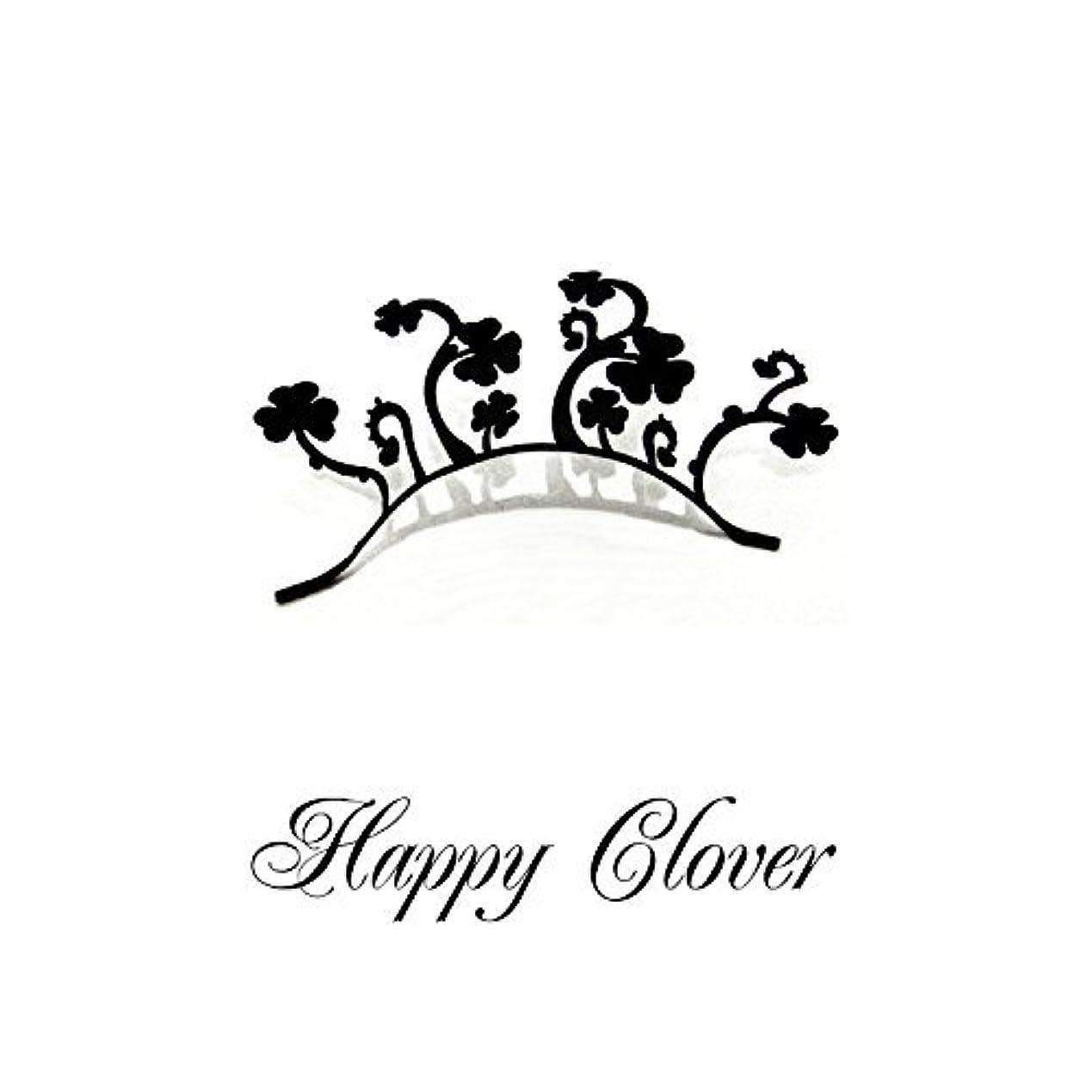 検索カプラー書誌つけまつ毛 ペーパーアイラッシュ パーティーやイベントにおすすめ 商品名:ハッピークローバー(クローバー)