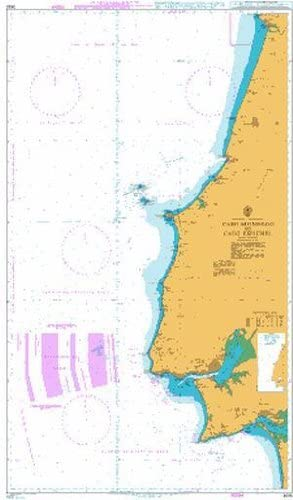 BA Chart 3635: Cabo Espichel Mondego Max 45% OFF Special price to
