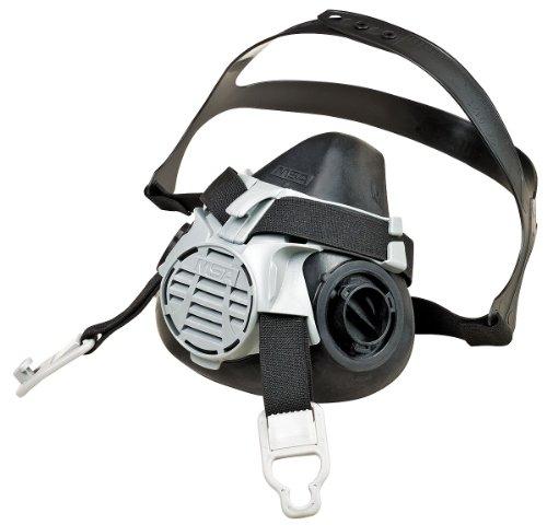 MSA 10119575 Advantage 420 Half-Mask Respirator with Comfo Adapter, Medium
