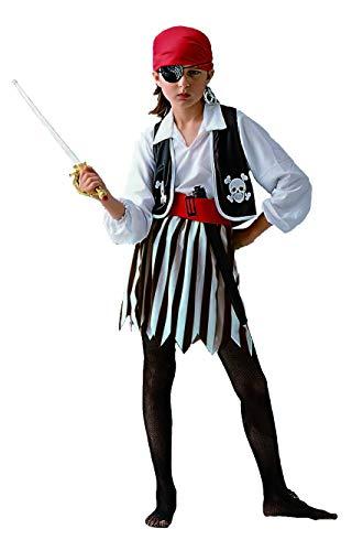 Forever Young - Disfraz de pirata para chicas