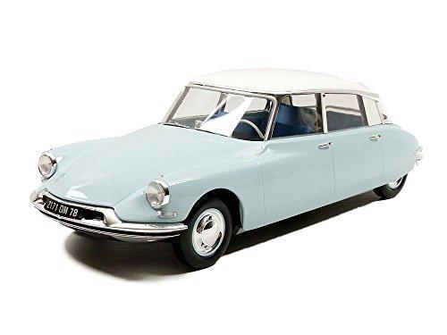 Norev-Modellino di Automobile Citroen DS 19-1956, Scala 1/18