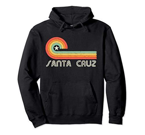 70s 80s CA Santa Cruz Pullover Hoodie