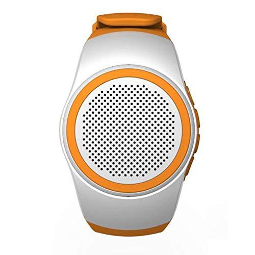 NBWS - Tragbare Sport Armbanduhr/Armband,MP3-Musik-Player,Remote-Selbstauslöser, USB-Ladevorgang