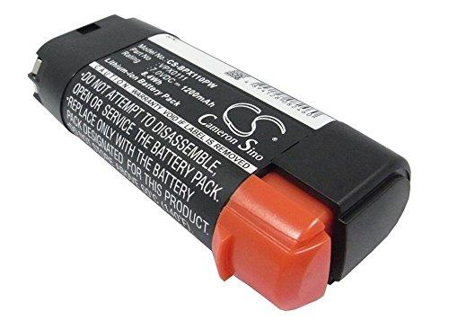 Outils Batterie Li-Ion 1200 mAh/8.40 WH 7.0 V compatible pour Black & Decker
