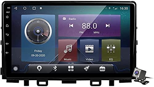 Navigazione GPS Autoradio per K-IA Rio YB KX Cross 2016-2020, Schermo tattile IPS Android 10.0 Autoradio Stereo Supporta Il Controllo del Volante BT Mirror-Link 4G WiFi