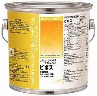 リボス 蜜蝋オイルワックス 375ビボス 2.5L