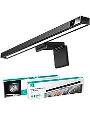 LED Screen Bar Computer Monitor Lamp,Traploos Dimmen Oogverzorging LED Bureaulamp voor Computer Monitor Screen Bar Opknoping Licht USB Aangedreven Lamp
