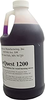 Woodmaster CorQuest 1200 1/2 Gallon Liquid Boiler Treatment