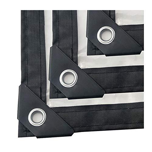PENGFEI Bâche De Protection Jardinage Serre Couverture Joint De Fenêtre, Polyéthylène, Plusieurs Tailles (Couleur : Transparent, taille : 3X8m)