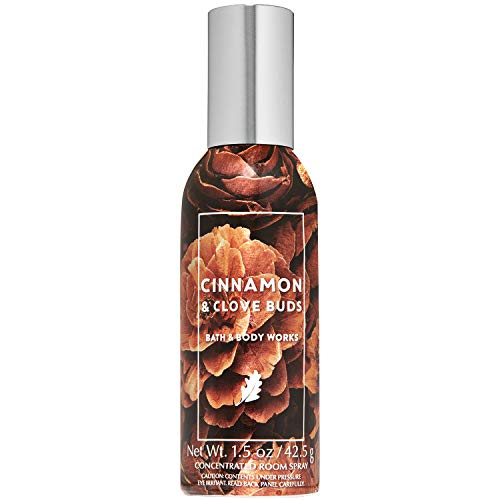 Bath and Body Works CINNAMON & CLOVE BUDS Concentrated Room Spray 1.5 Ounce (2019 Limited Edition)