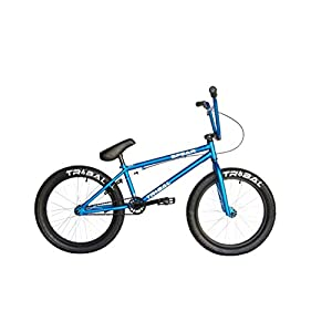 BMX Bikes Tribal Spear BMX Bike – Matte Vivid Blue [tag]