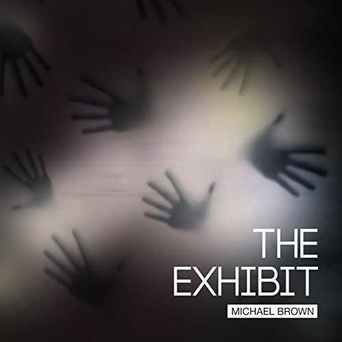 The Exhibit audiobook cover art