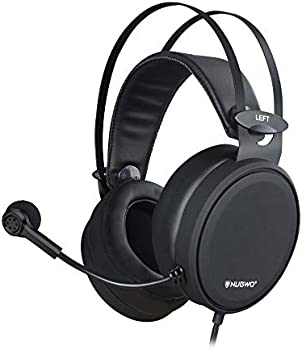 Nubwo Wired Over Ear Gaming Headset for PC/MAC/PS4/Xbox one