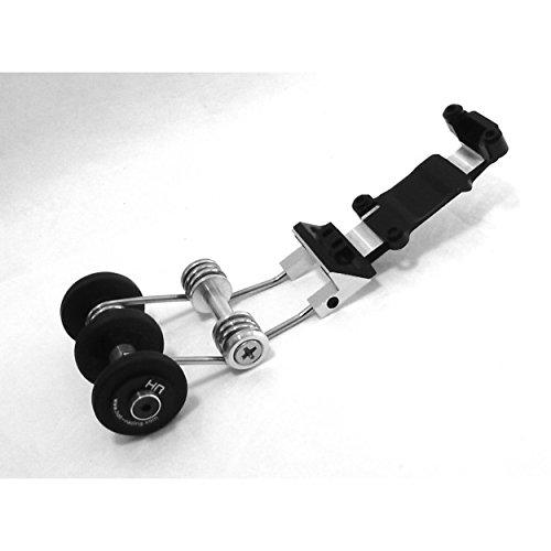Hot Racing VXS133M01 Spring Loaded 3 Tires Wheelie Bar - Traxxas 1/16