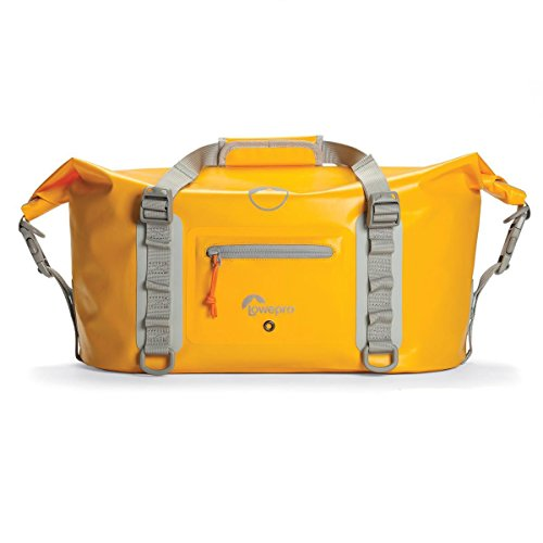 DryZone DF 20 Waterproof Camera Duffle Bag From Lowepro – Protect Your Camera And Gear From Even The Most Wet Conditions