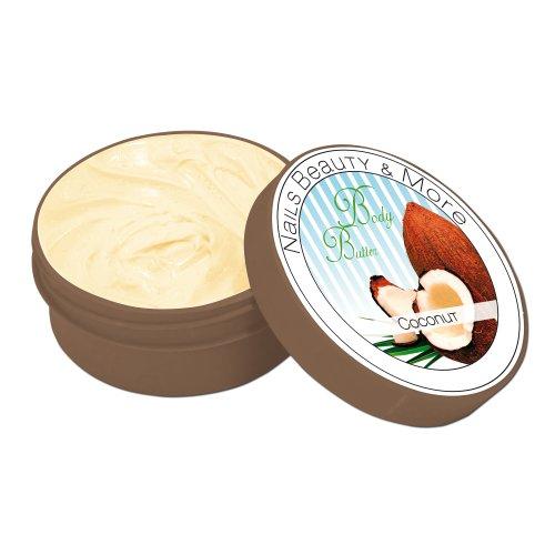 NBM Beurre pour le corps Noix de coco 200 g
