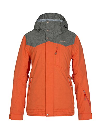 Zimtstern Damen Snow Jacket Bezza, Candy, S