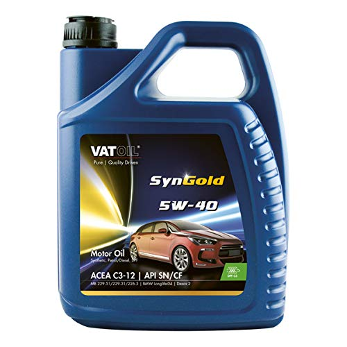 Kroon-Oil 1838197 Vatoil SynGold 5W-40 5L