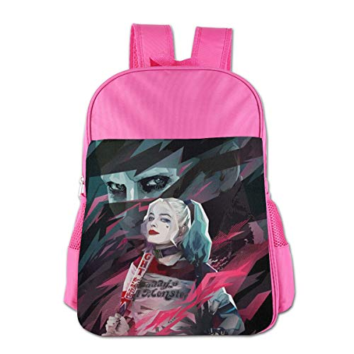 41M-ouOdZzL Harley Quinn Backpacks for School