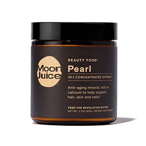 Moon Juice - Pearl Extract Powder | Antioxidant and Calcium Rich Supplement
