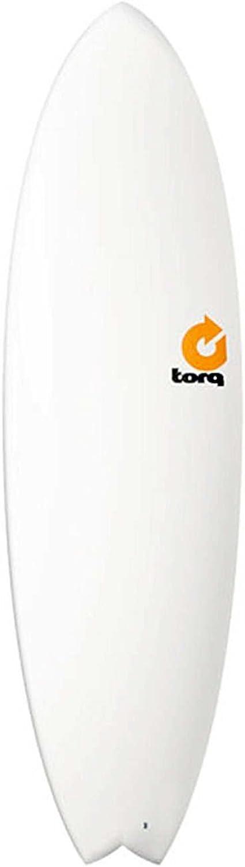 Torq Surfboard Surfboard Surfboard Epoxy 6.3 Fish Weiß B00JV3P26E  Praktisch und wirtschaftlich 8789f1