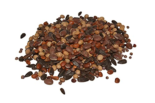 Hancock Deer Food Plot Seed Mix, High Protein Deer Feed for Spring, Helps Attract Game