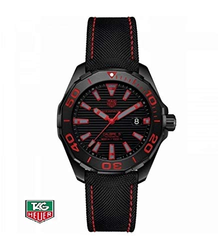 TAG HEUER AQUARACER CALIBRE 5 AUTOMATIC WAY208A.FC6381
