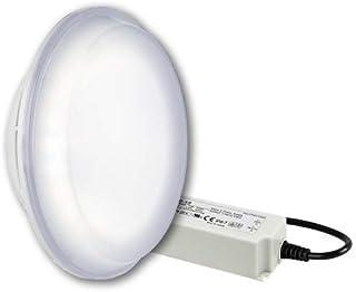 Fluidra 67516 - Lampara lumiplus DC par56 v2 Blanca