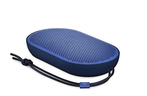 B&O PLAY by Bang & Olufsen Beoplay P2 Portable Bluetooth Speaker with...