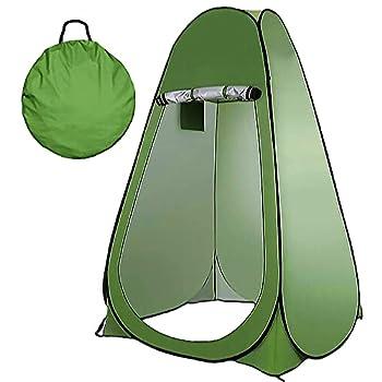 Tente de Douche Pop Up Toilette Cabinet de Changement Camping Portable Tente de Toilettes, Abri de Pêche, Abri de Jardin, Abri de Camping Abri de Plein Air Vestiaire Extérieure Intérieure