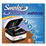 Best Smokeless Ashtrays - Holmes HAP75-UC2 Smoke Grabber Ashtray New Review