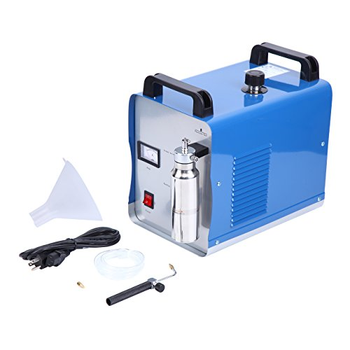 PanelTech Oxygen Hydrogen Gas Flame Generator Acrylic Polisher Portable 350W 75L Polishing Machine