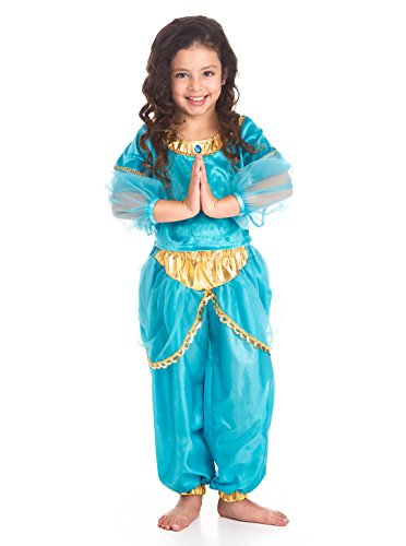 Little Adventures tradizionale arabo Princess ragazze Costume - X-grandi (7-9 anni)