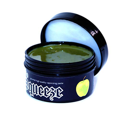 hookahSqueeze Dampfpaste Shisha 150g (Green Apple)