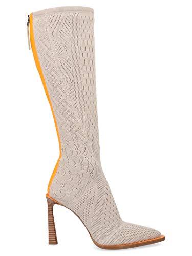 FENDI luxe mode dames 8W6981A8T7F18DT beige laarzen | herfst winter 19