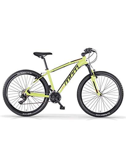 MBM Dart 29' MTB U Acc Revo, MBN - Bicicleta Unisex para Adulto, Color Lima A44, H 43