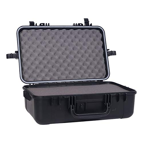 Condition 1 #535 Black Airtight/Watertight Protective Case with DIY Customizable Foam
