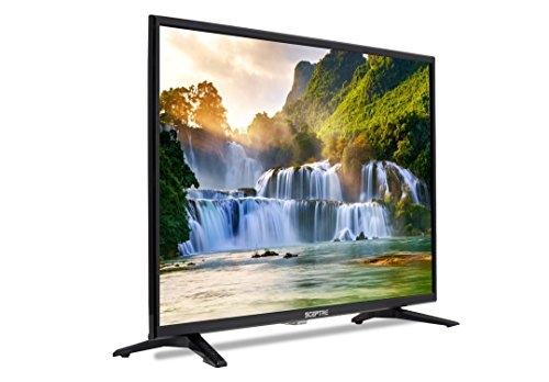 Sceptre X328BV-SR 32-Inch 720p LED TV (2017 Model)
