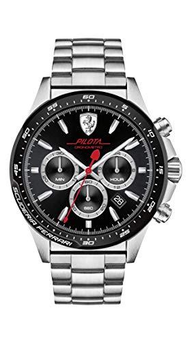 Scuderia Ferrari Herren-Armbanduhr Datum Klassisch Quarz 830393