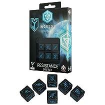 Ingress D6: Resistance (6) by Q-Workshop Games