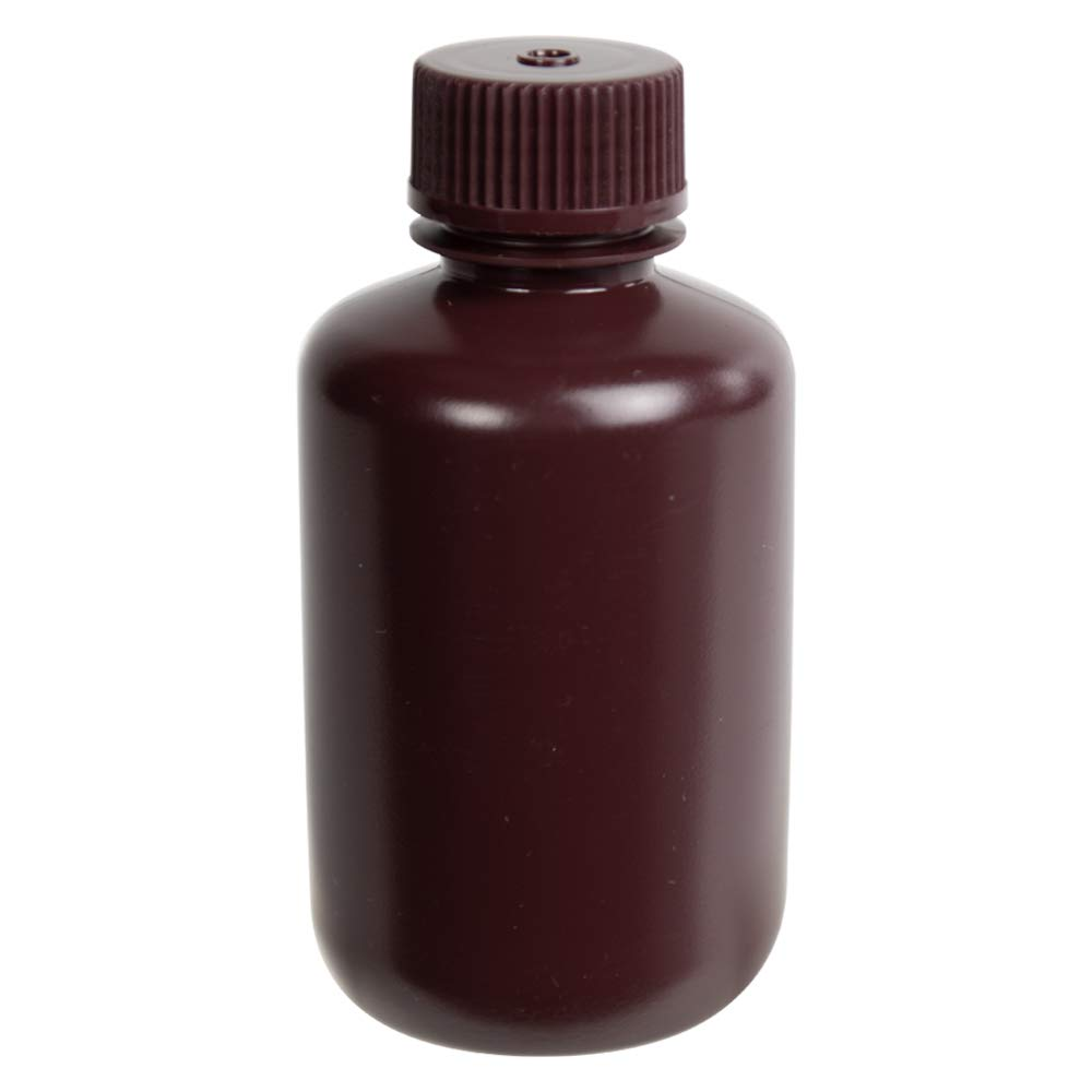 125mL Diamond RealSeal Amber 4 100% Directly managed store quality warranty Mouth Narrow Bottles