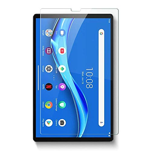 Colorcase Tablet Tempered Glass Screen Protector Scratch Proof for Lenovo Tab M10 Plus 10.3 inch (TB-X606F TB-X606X) - {Transparent}