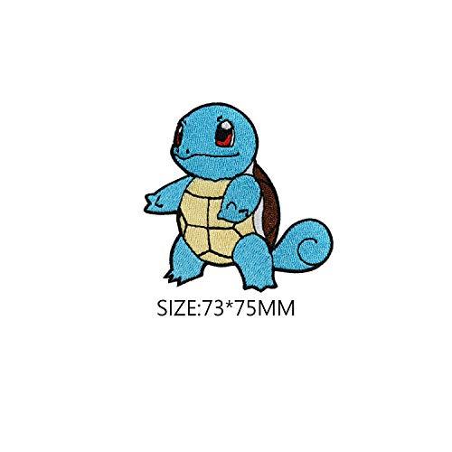 Parche para planchar con diseño de Pokémon de Squirtle